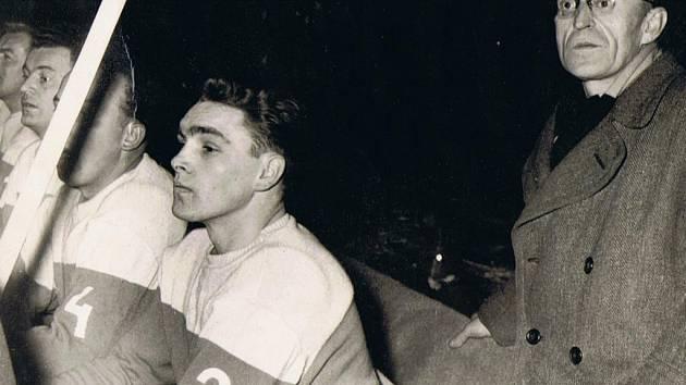 Josef Gereš: Tehdejší hokej přinesl celou řadu zážitků.