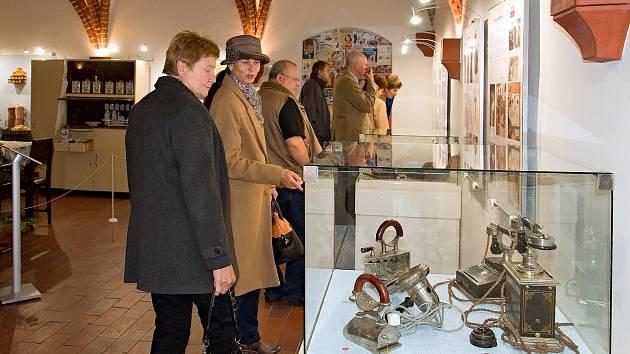 Výstava Za časů první republiky na Staré radnici v Hranicích
