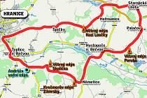 Hranicko cyklistům ukáže kousek mlýnské historie.
