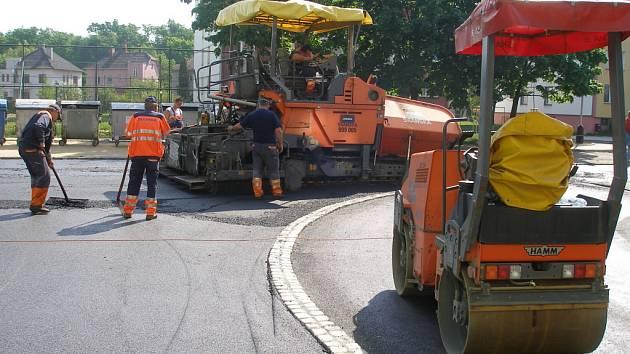 Stavebními úpravami nyní prochází přerovské sídliště Osmek.