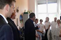 Otevření nové XXL Ambulance pro obézní pacienty v hranické nemocnici