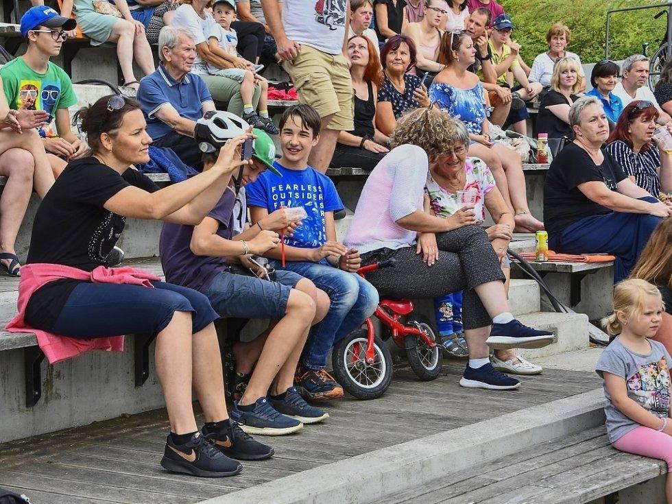 Hranické kulturní léto 2021 - Gentlemen´s Club.