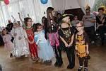 Karneval pro děti v hranické Galerii M+M
