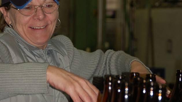 Značka piva Zubr slavila úspěch.