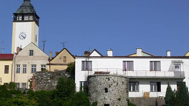 Vlastnická struktura hradeb v Hranicích stále není vyřešena