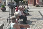 Každou sobotu a čtvrtek patří hranické náměstí koncertům.
