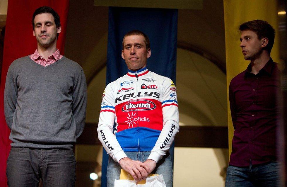 1.místo v kategorii JEDNOTLIVCI 20 let a starší získal:  Karel Hartl (Kellys Bike Ranch team – cyklistika). Vyhlášení nejúspěšnějších sportovců Hranic za rok 2014