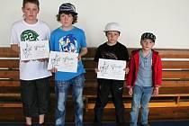 Úspěšní judisté na turnaji přípravek v Brně