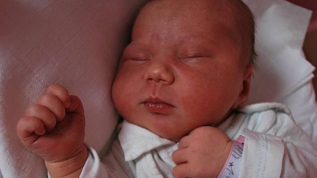 Tereza Karasová, Přerov, narozena 19. července 2009 v Přerově, míra 50 cm, váha 3 620 g