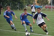 Mladší dorostenci 1. FC si na Bystřici pod Hostýnem smlsli v poměru 5:0.