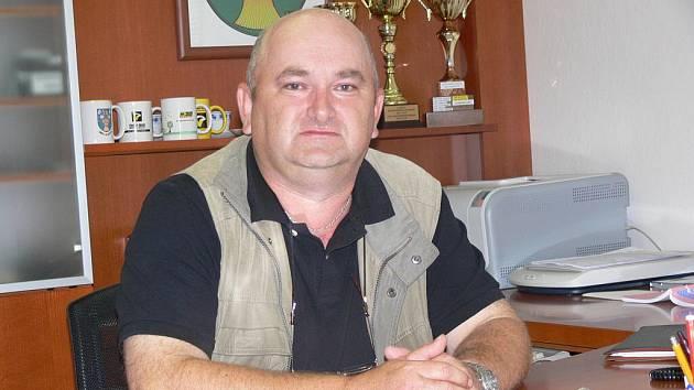 Starosta Olšovce Antonín Folter