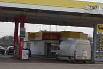 K dalšímu přepadení došlo v sobotu 7. února večer na čerpací stanici u hřbitova v Přerově.