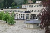Lázně Teplice nad Bečvou v pondělí 17. května v 18.05 hodin