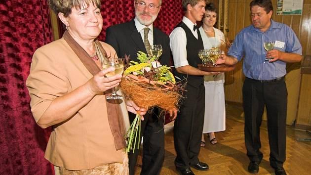 Vesnicí roku 2007 se v Olomouckém kraji stala obec Rouské na Hranicku.