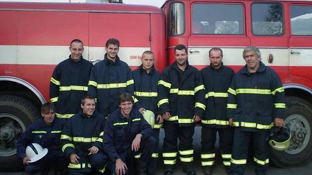 Bělotínští hasiči