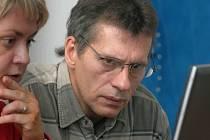 Vladimír Hučín včera odpovídal na internetové dotazy čtenářů deníku.
