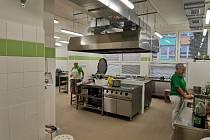Nová školní kuchyně v ZŠ Potštát.