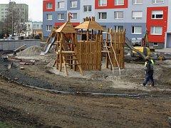 Práce na Galašově ulici nepokračují podle plánů. Firmu Swietelsky čekají vysoké sankce.