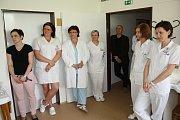 V hranické nemocnici byly slavnostně zprovozněny ambulantní ordinace, včetně ambulance praktického lékaře pro děti a dorost