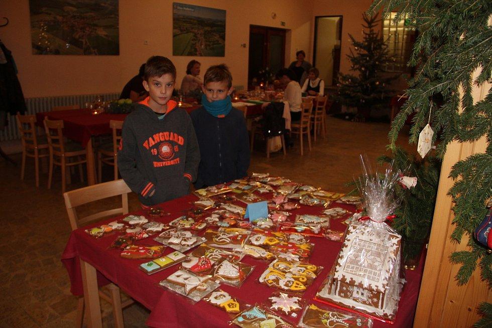 Vánoční výstava v Malhoticích 2018