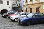 Parkování na hranickém náměstí