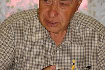 František Bednařík se několikrát stal moderátorem Setkání dechovek v Dřevohosticích.