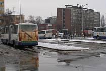 Oprava autobusového nádraží v Přerově je hlavní investiční prioritou města.