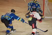 První finálové utkání Zubři doma prohráli.