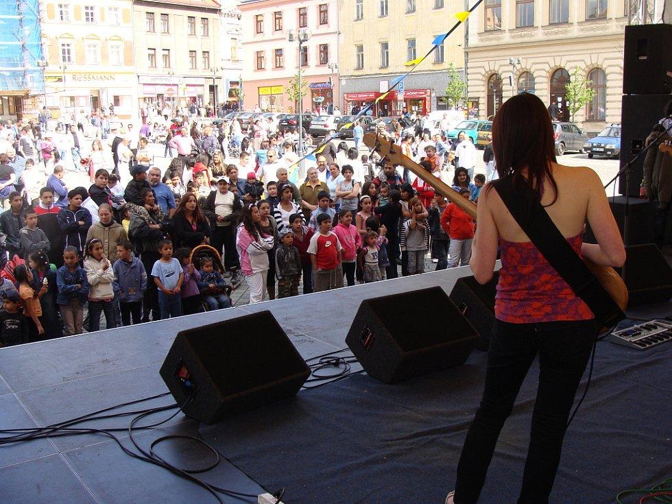 Koncert proti neonacismu