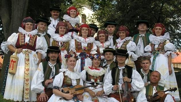 Folklorní soubor Haná bodoval v Bardejově.