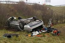 Tragická nehoda na D1 u Hranic, 9. listopadu 2020