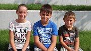 Prázdninové setkání s charitou Hranice