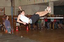 Mladí atleti měřili síly na všechovické laťce.