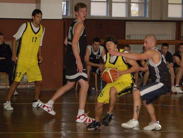 Hráče TBS Sokol Přerov trápí dlouhodobá zranění.