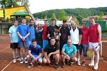 Tenisté se sešli na víkendovém turnaji.