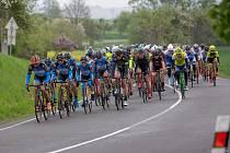 Závody Slezského poháru amatérských cyklistů v okolí Olšovce a Stříteže nad Ludinou.