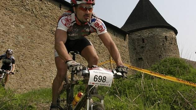 Závod Author Šela marathon se jezdí od roku 2000.