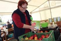 Pátý Farmářský jarmark se konal v sobotu odpoledne v Rouském na Hranicku.