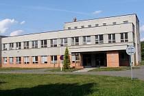 Bývalá budova rehabilitace v Přerově