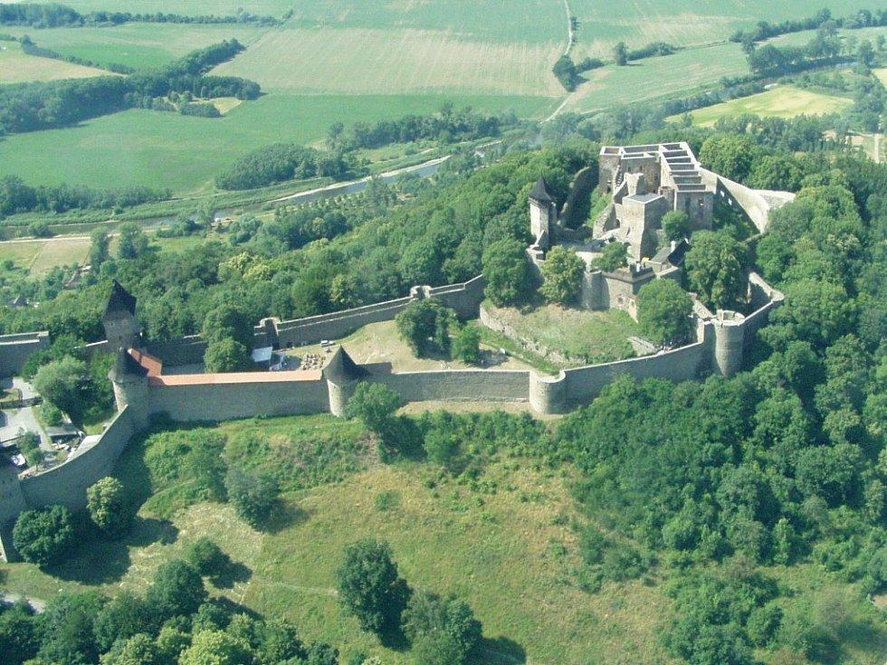 Mezi dvacítkou pamětihodností, které volili lidé v anketě Sedm divů Olomouckého kraje, se umístil i hrad Helfštýn.