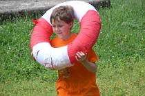 V sobotu 4. června proběhl v hranickém parku v rámci dětského dne Pirátský den pro nejmenší.
