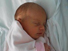 Tereza Šipošová, Rokytnice, narozena 27. října 2011 v Přerově, míra 47 cm, váha 3 150 g