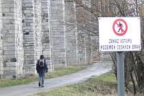 Kvůli špatnému stavu hrozilo viaduktům zboření.