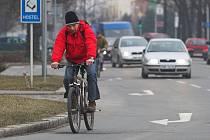V Hranicích zatím chybí síť cyklotras.
