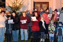 Česko zpívá koledy v Horních Těšicích