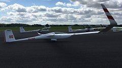 Piloti Aeroklubu Hranice se zúčastnili ME vbezmotorovém létání vklapkových třídách v Anglii