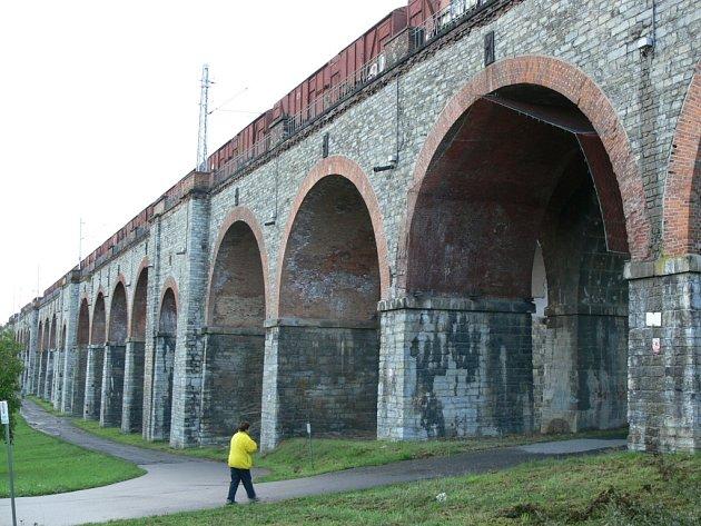 Hranické viadukty.