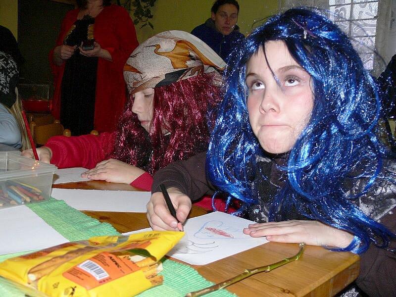 Halloweenský večírek v Drahotuších