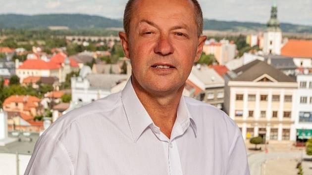 Jiří Kudláček, lídr strany ANO 2011 v Hranicích
