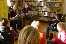 Veřejné čtení pro děti